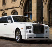 Rolls Royce Phantom Limo in Walsall